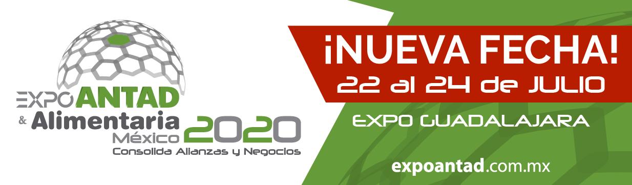 EXPO ANTAD & ALIMENTARIA MÉXICO 2020 REPROGRAM.